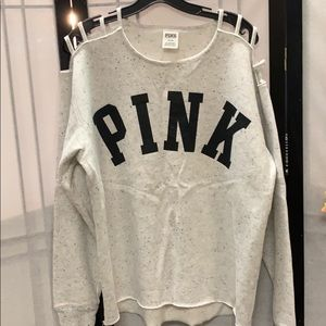 Pink by VS long sleeve top